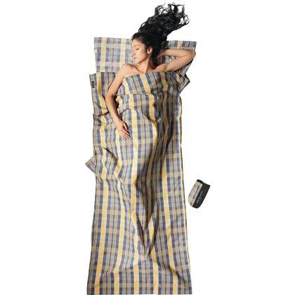 De TravelSheet van Cocoon is een lakenzak speciaal voor dekenmodel slaapzakken. Hij si gemaakt van katoen en is makkelijk te openen omdat de zijkant voorzien is van klittenband. >> http://www.kampeerwereld.nl/cocoon-travelsheet/