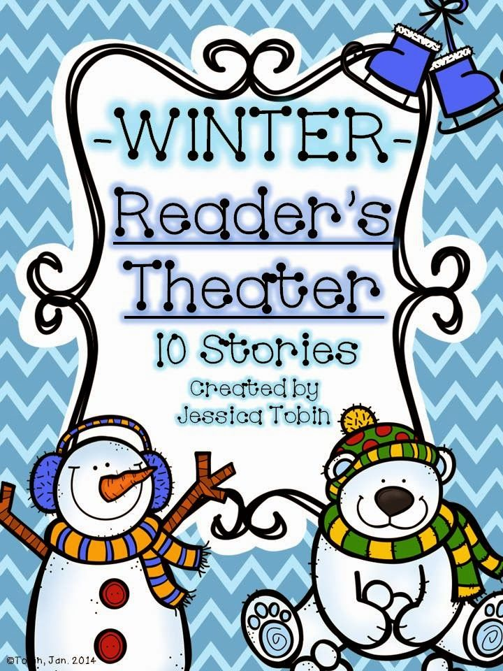 Winter Reader's Theater