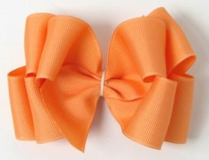 How To Make 2-Layer Boutique Hairbow/Hair Bow Instruction-Part 1 : Hip Girl Boutique - , Ribbons, Hair Bows, Hair Clips, Hairbow Hardware, Free Hairbow Instructions