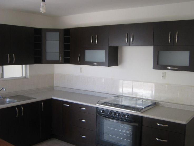Resultado de imagen para cocinas integrales modernas para for Cocinas para casas