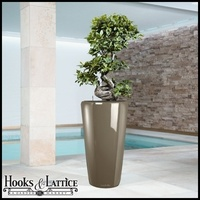 Plant in style with indoor planters in chic, contemporary designs.