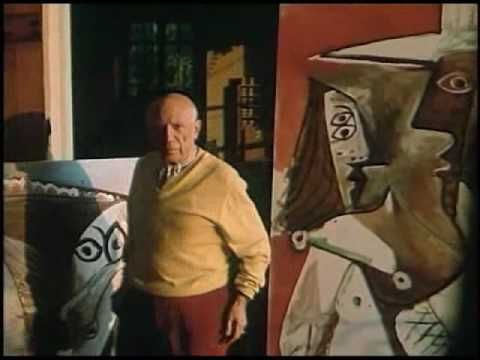 """It took me four years to paint like Raphael, but a lifetime to paint like a child."""" Pablo Picasso"""
