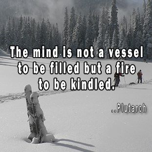 mind is not a vessel to be filled but a fire to be kindled essay Essay on the mind is not vessel to be filled ,but a fire to be kindled in english in 1000 words - 153700.
