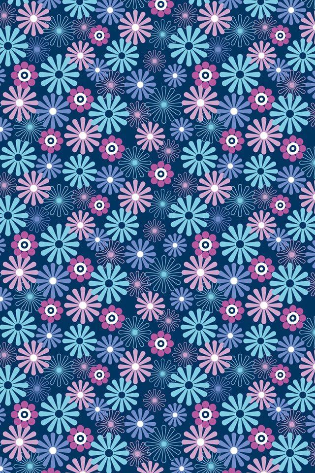 blue-purple flowers