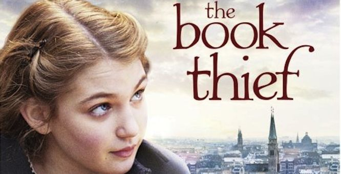 The Book Thief Header. Used in my review at www.Neamoview.blogspot.co.uk