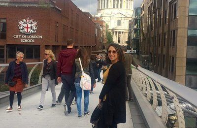 Des Scones & mon séjour Londonien..