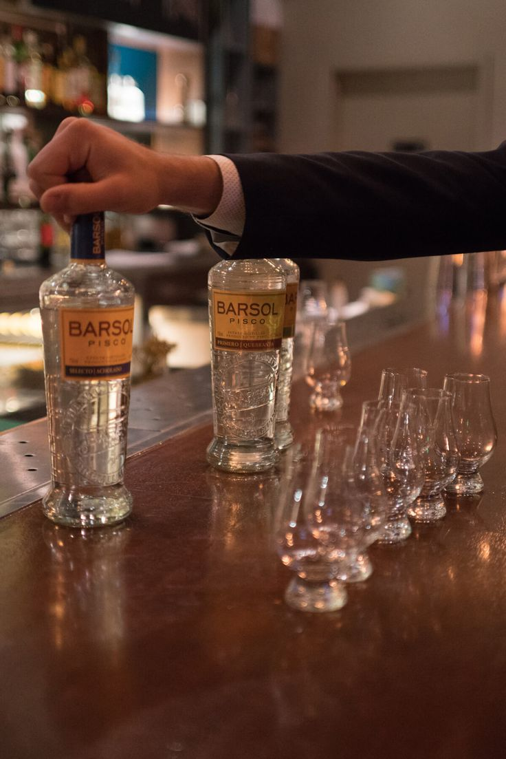 Try the pisco at La Mar in San Francisco