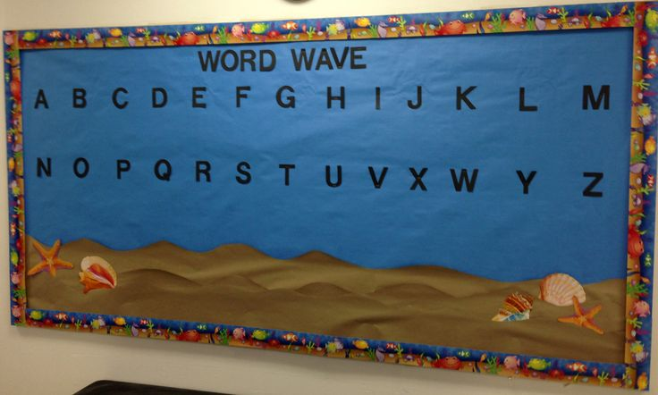 Classroom Decor And Organization ~ Best images about ocean beach theme on pinterest