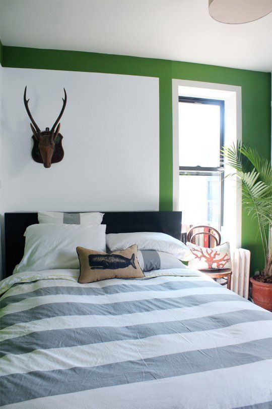 relaxing colors for bedroom walls scientifically soothing 6 successful green wall paint 19603
