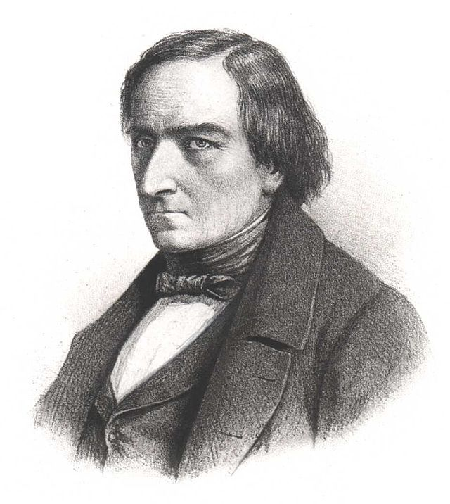 Josef Ressel (1793) - inventor who designed one of the first working ship's propellers