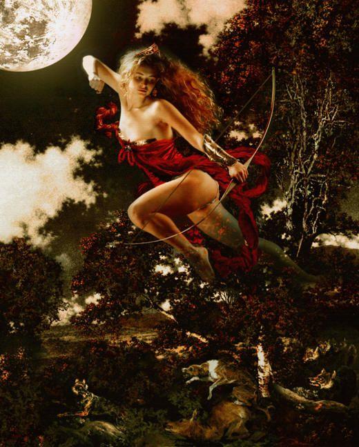 33 best Pagan -- Shrine for Artemis images on Pinterest ...