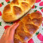 Soft Homemade Challah Bread Recipe