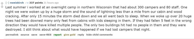 15 Creepy Camping Stories From Reddit That Will Make You Never Want To Set Foot Outside Again