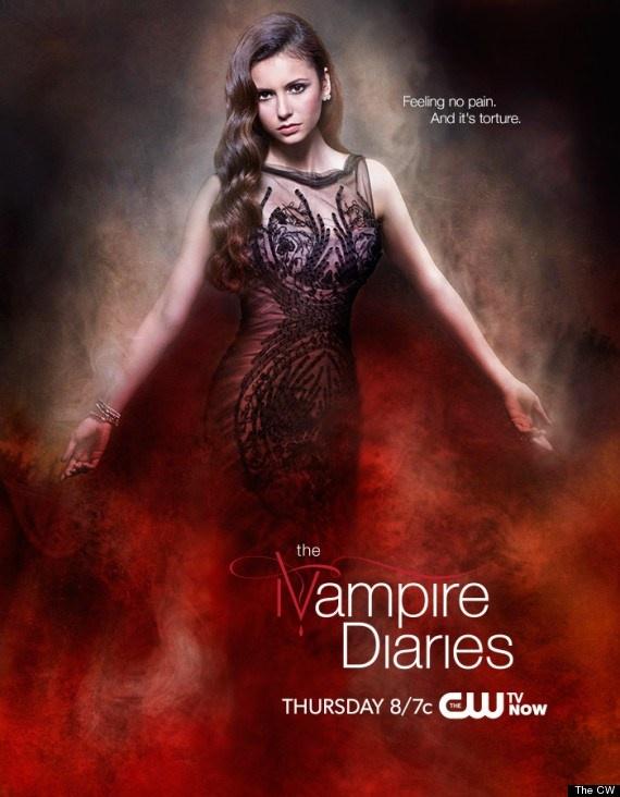 The Vampire Diaries saison 4: une affiche pour le sweep du mois de mai | TVQC