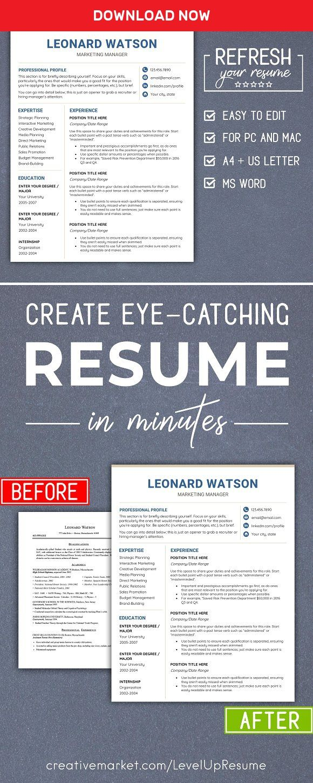 Best  Best Resume Templates Ideas On