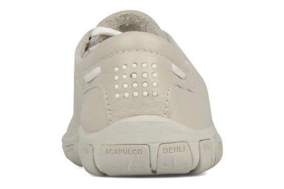 Chaussures à lacets Jazaru TBS vue derrière