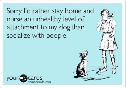 Love my dog addiction ;)