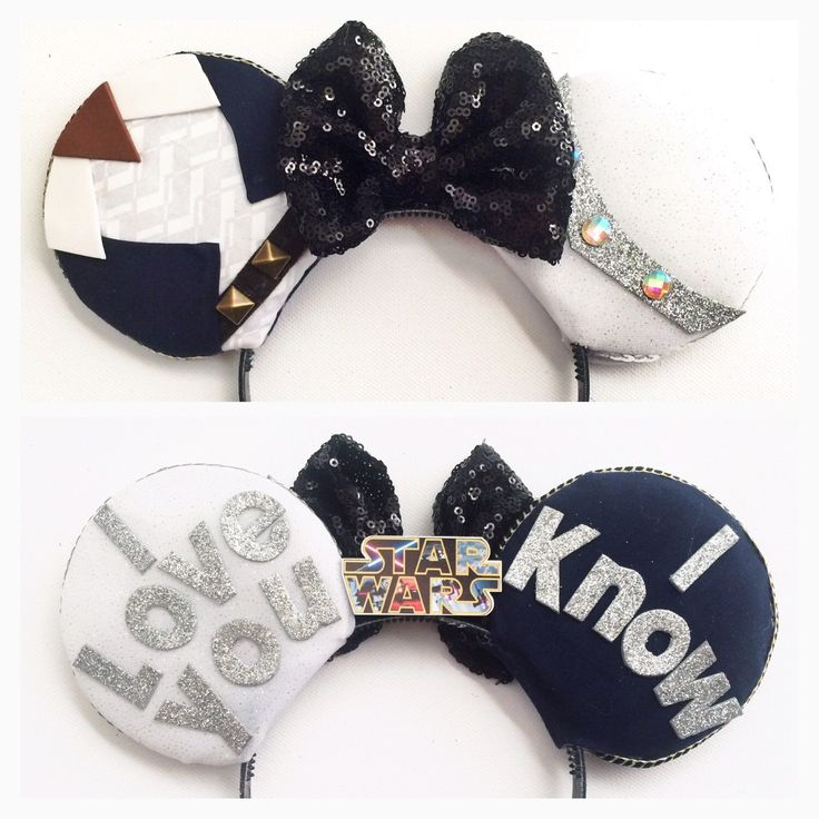 A personal favorite from my Etsy shop https://www.etsy.com/listing/238438453/star-wars-disney-inspired-ears-star-wars