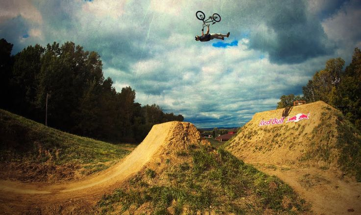 bmx dirt | Vans BMX Blog: Parlsow Wins Red Bull Dream Line BMX Dirt