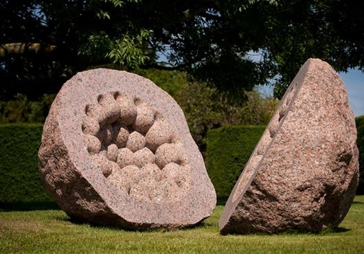 Yorkshire Sculpture Park | Peter Randall-Page at YSP