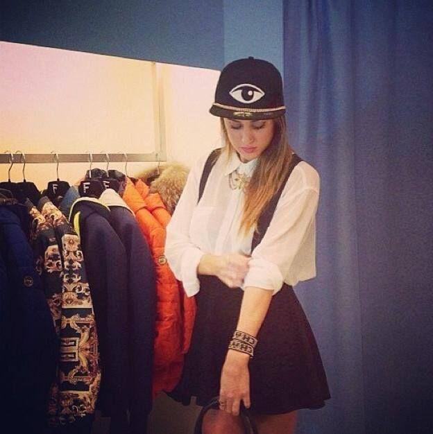 cecilia rodriguez SHOP ART #cap #collection #new #fallwinter13 #cap #troppobella #nuovefantasie #hashtag #superfashion #cool