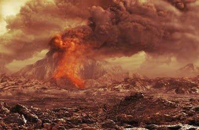 G.A.B.I.E.: Señales de vulcanismo activo en Venus