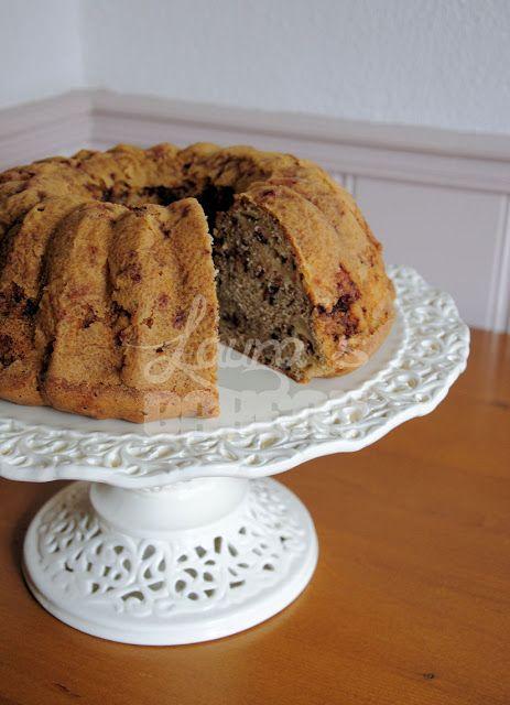 Appel-kaneel cake - Laura's Bakery (2 appels ipv 1, en een beetje meer kaneel)