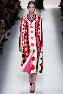 Valentino коллекция   Коллекции осень-зима 2014/2015   Париж   VOGUE