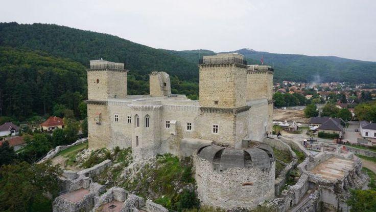Diósgyőri Vár -2014- felújítás után