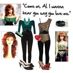 peggy bundy outfits - Google Search