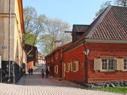 stockholm skansen