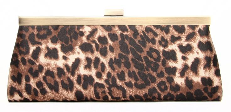 Name: Leopard print clutch   Item Number: 4601402033  Price: £10