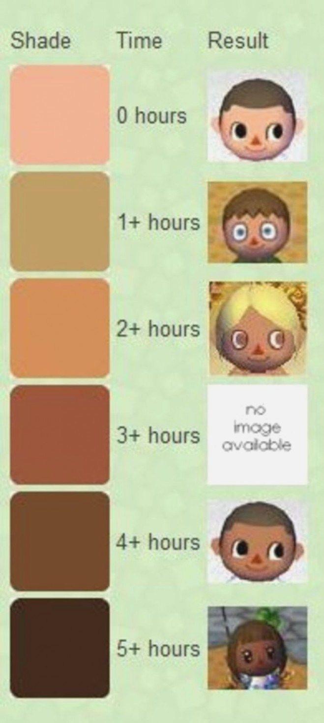 Acnl Hair Guide Wwwtopsimagescom In Acnl Hair Qr Codes Flower Animal Crossing Animal Crossing Hair Animal Crossing Guide