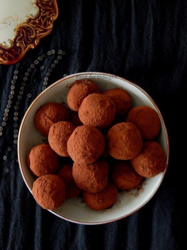 Food for thought: Τρουφάκια κάστανο