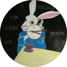 Lapin temps vinyl 33t