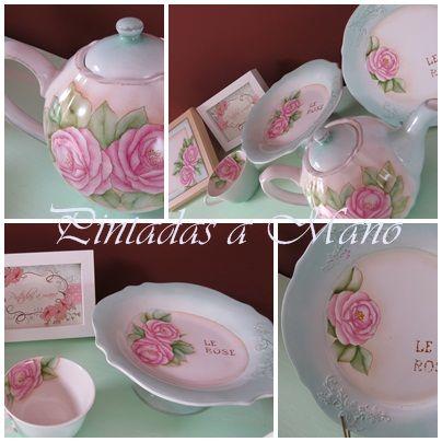 La hora del te                                                     Pintadas a Mano             https://www.facebook.com/pintadasamanoPAM