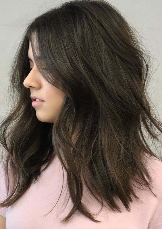 Beautiful Italian Hair Color
