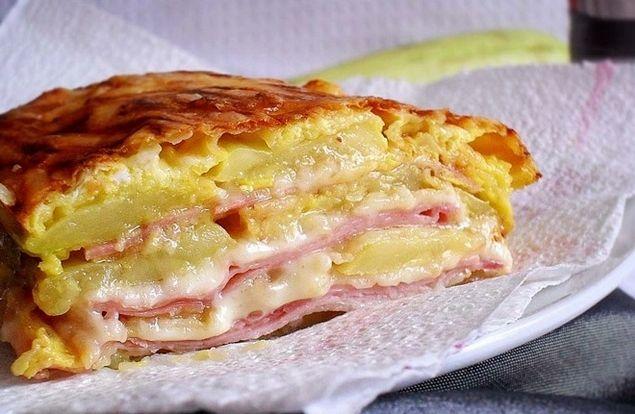 Zázračné lasagne z cukety s krutí šunkou a sýrem! Neodoláte!