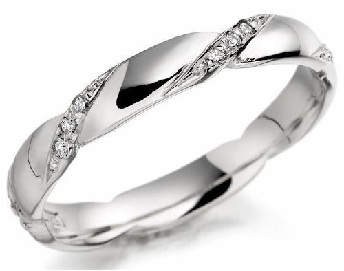 Idée alliance mariage originale