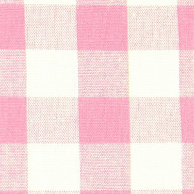 Katoen Boerenbont ruit 1.5 cm roze