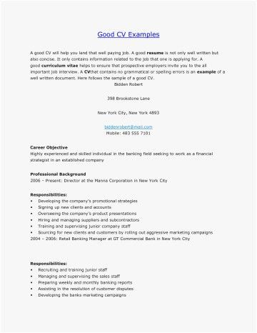 72 Luxury Stock Of Sample Resume for Junior Sales Position Resume
