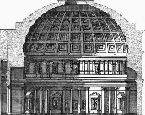 Roman Architecture Domes 133 best pantheon images on pinterest | roman architecture