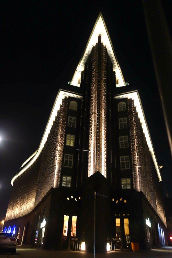 Chilehaus in Hamburg a UNESCO sight