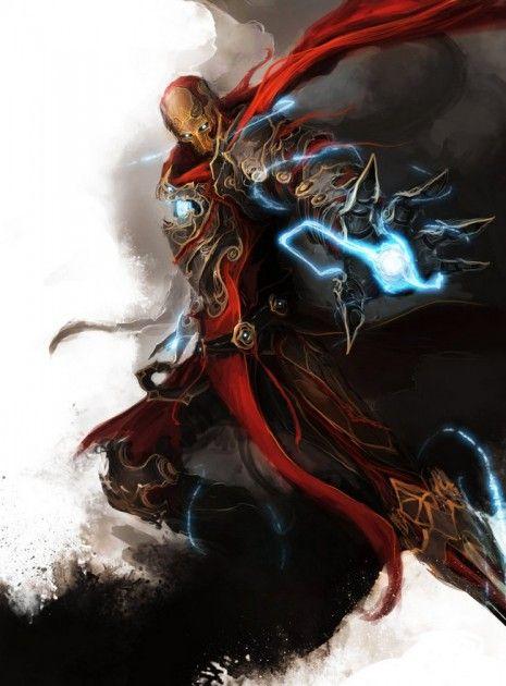 Medieval Avengers. Nuff Said