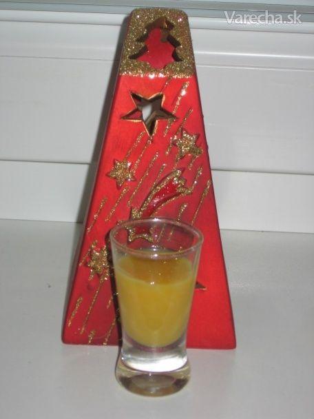 Vaječný likér (fotorecept) - Recept