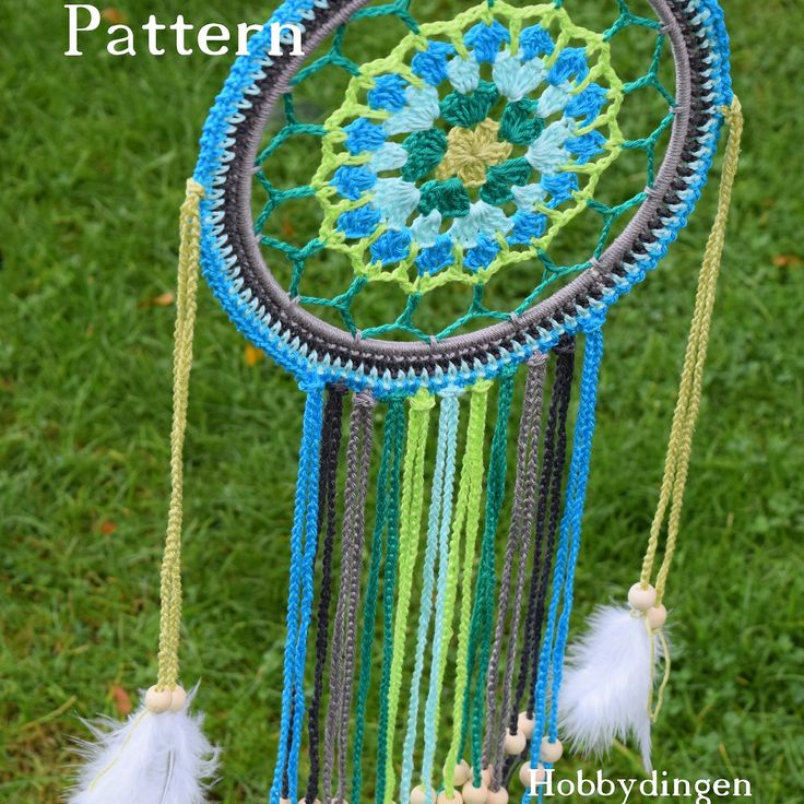 Dreamcatcher pattern! :)