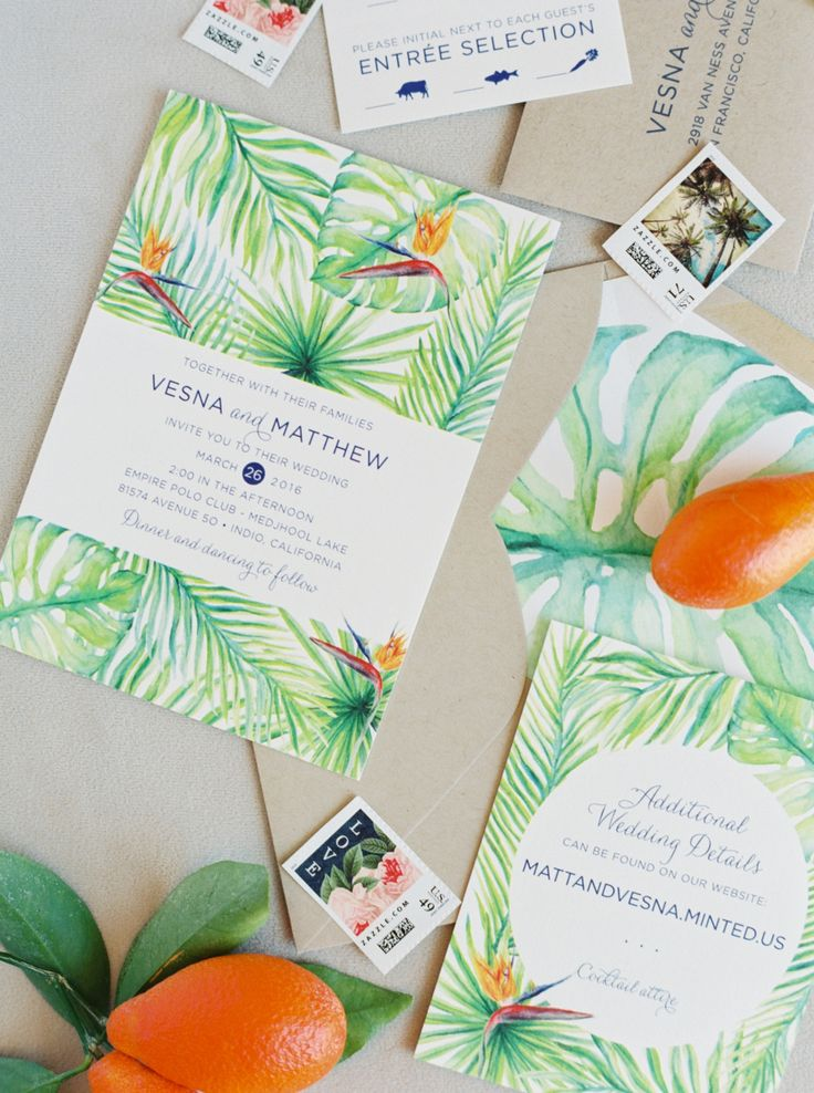 sample wedding invitation email wording to colleagues%0A When Two Coworkers Marry They Plan One Colorful Palm Springs Wedding