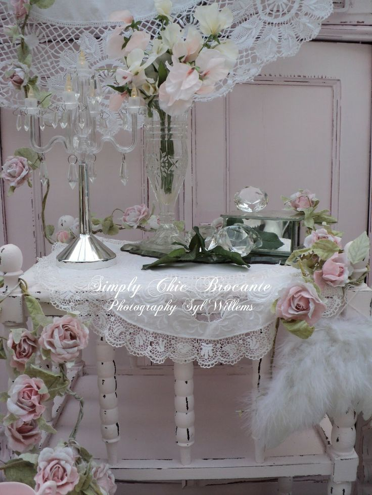 Pink Shabby Chic Dresser: 17 Best Images About Shabby Chic On Pinterest
