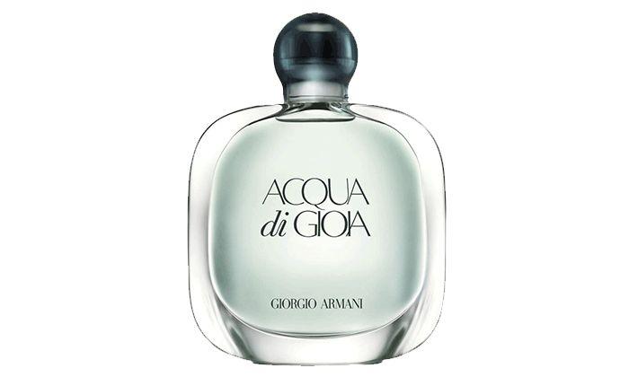 Best Fresh-Scented Women's Perfume: Giorgio Armani Acqua Di Gioa Eau de Parfum Spray