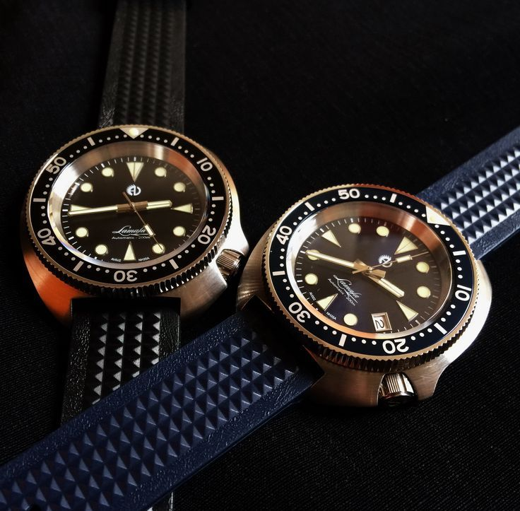 Athaya Vintage Watch - A Timeless Timepieces - AV002 - Lamafa Diver Watch:
